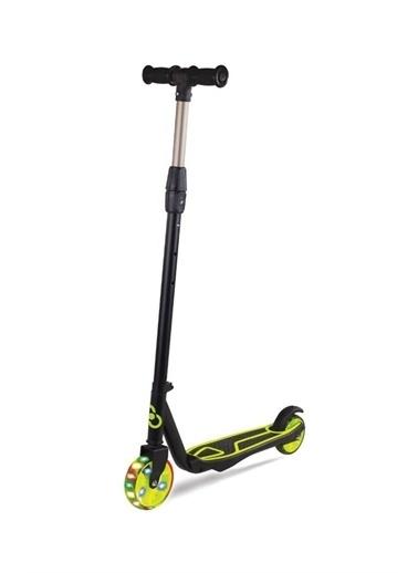 Furkan Toys Cool Wheels 2 Tekerlekli Pembe Işıklı Çocuk Scooter +5 Yaş Sarı